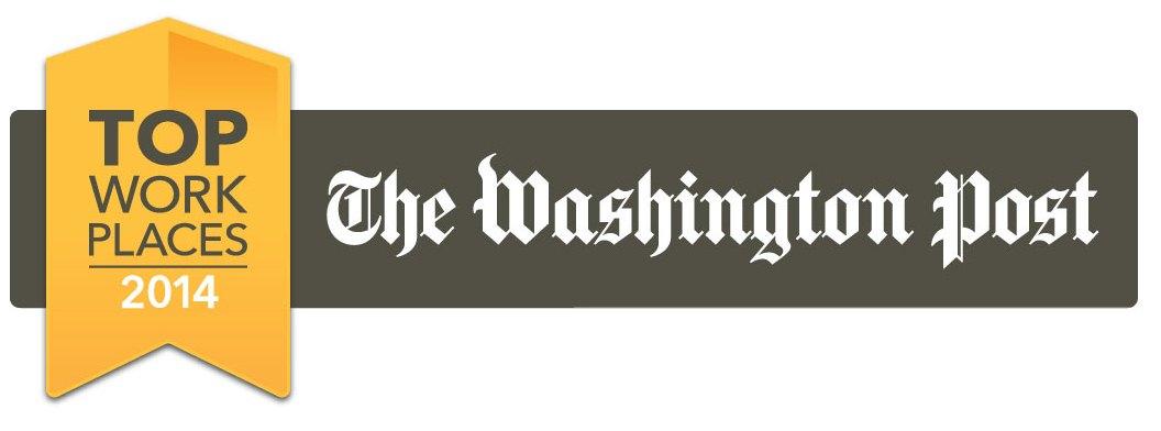 2014 Washington Post Top Workplaces List