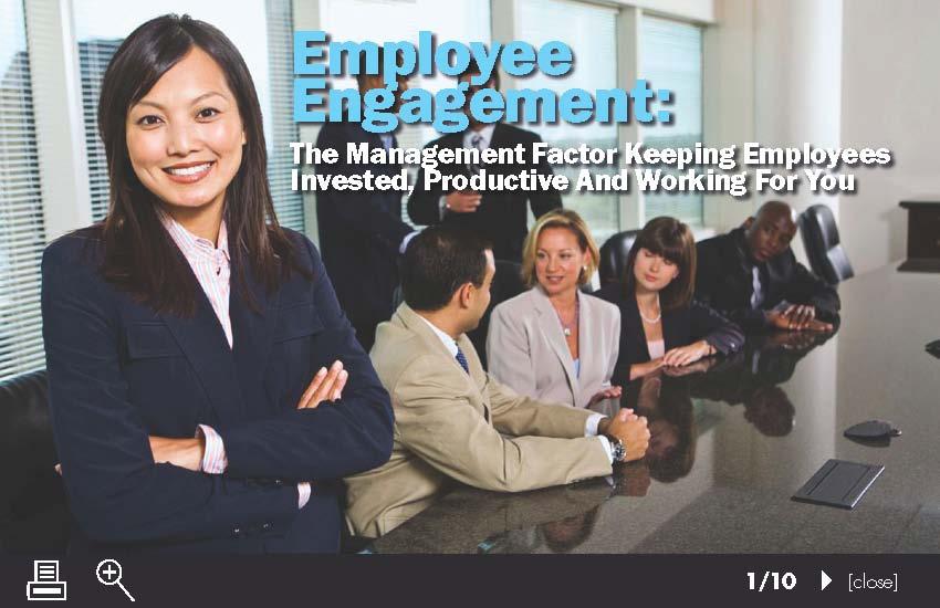 eBook - Employee Engagement