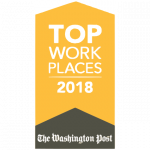 2018 Washington Post Top Workplaces