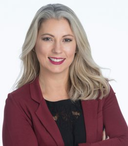 Crystal Connelly, Director of Sales