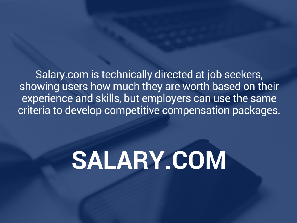 How to Get Salary Data You Can Actually USE - Slide 2