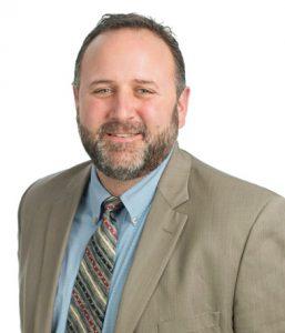 Jason Erickson, Division Director