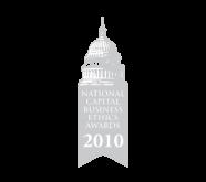 National Capital Business Ethics Award Winner