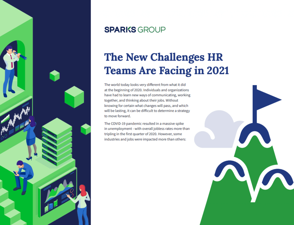 The New Challenges HR Teams Are Facing in 2021