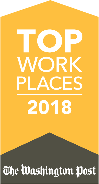 The Washington Post 2018 Top Workplaces
