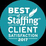 2017 Best of Staffing