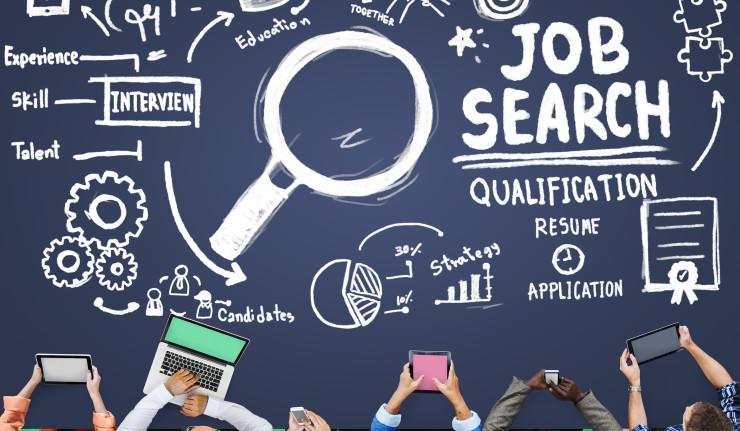 Job Search Qualification Resume Recruitment Hiring Application C ...